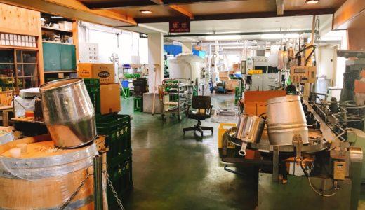 山形で電車で行ける酒蔵見学「出羽ノ雪酒造・株式会社渡會本店」に行ってきた!